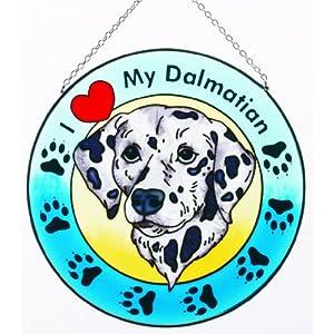 Dalmatian Suncatcher