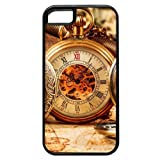 Antique Pocket Watch iPhone 5/5s Heavy Duty Case