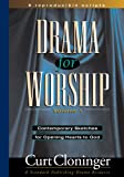 img - for Drama for Worship Volume 1: Contemporary Sketches for Opening Hearts to God (A Standard Publishing Drama Resource) book / textbook / text book