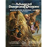 Official Advanced Dungeons and Dragons: Wilderness Survival Guide ~ Kim Mohan