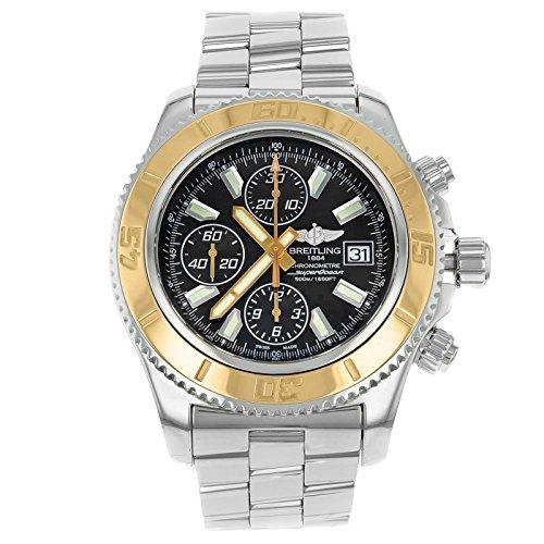 Breitling cronografo II Superocean C1334112/BA 84-163 ampere automatic da uomo orologio