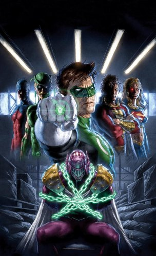 Justice League of America: Cry for Justice