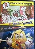 Un Paquete De Huevos - 2 Dvd Boxset (Una Pelicula De Huevos / Otra Pelicula De Huevos Y Un Pollo) Ntsc/region 1 and 4 Dvd. Import - Latin America