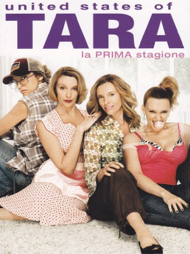 The United States of Tara Stagione 01 [3 DVDs] [IT Import]