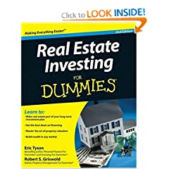 Real Estate Investing For Dummies (For Dummies (Business & Personal Finance))