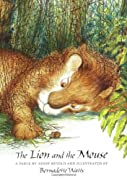 The Lion and the Mouse by Aesop cover image