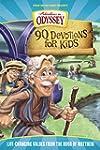 90 Devotions for Kids in Matthew: Lif...