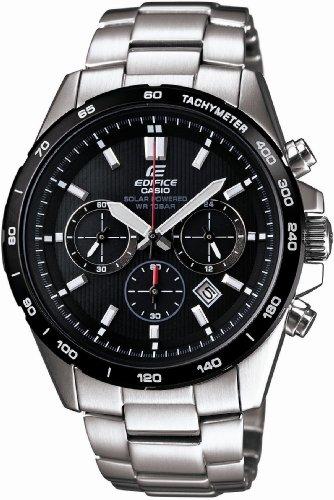 [カシオ]CASIO 腕時計 EDIFICE エディフィス ソーラー EFR-518SBBJ-1AJF メンズ
