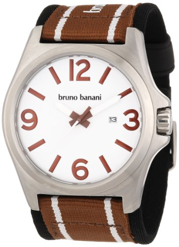 Bruno Banani Men's Quartz Watch BR21032 with Textile Strap