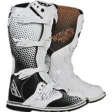 Fly Racing Maverik MX Adult Off-Road/Dirt Bike Motorcycle Boots - Vapor / Size 13
