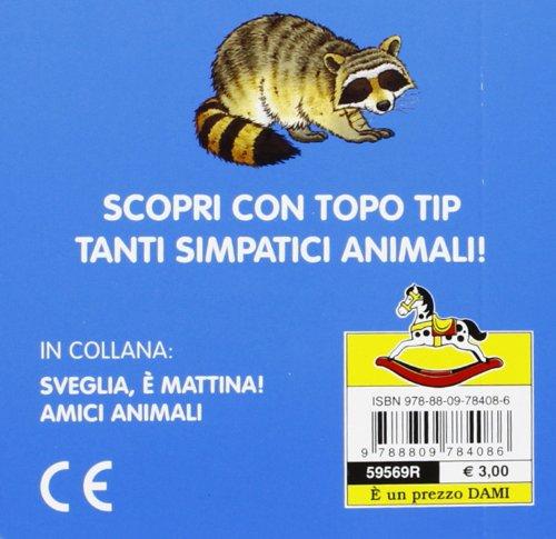 Libro topo tip amici animali di marco campanella for Topo tip giocattoli