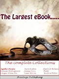 The Largest eBook ever - Complete Collections of Agatha Christie,Jane Austen,Sherlock Holmes,Shakespeare,James Joyce,Plato, Poe,Anne Stories,Beatrix Potter with 46 Audio Books