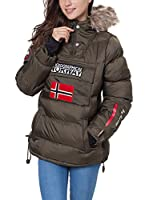 Geographical Norway Abrigo Contesse (Caqui)