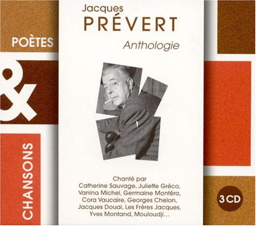 Jacques Prévert : anthologie