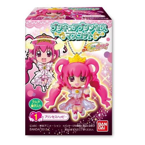 プリキュアプリンセスマスコット 10個入 Box (食玩)