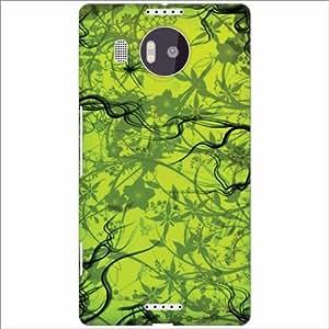 Microsoft Lumia 950 XL Back Cover - Greenery Designer Cases