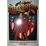 The Zap! Pow! Bam! Superhero-The Golden Age of Comic Books 1938-1950 ~ Jerry Robinson