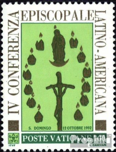 Vatikanstaat 1070 (kompl.Ausg.) postfrisch 1992 Santo Domingo (Briefmarken für Sammler)