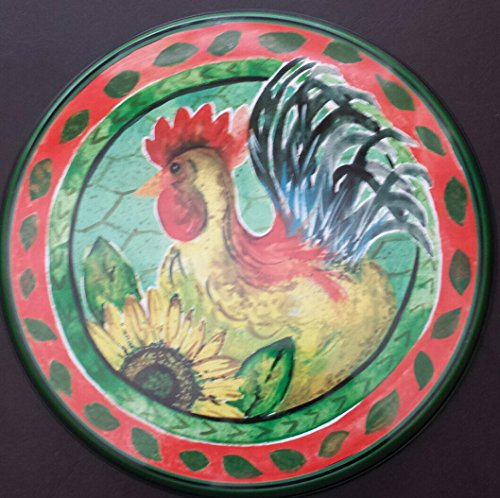 Range Kleen Burner Cover - Rooster Ridge back-7278
