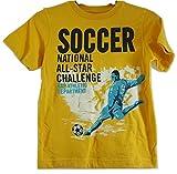 Boy's GAP Yellow Graphic Cotton Short Sleeve T Shirt - AGE 4 - 5
