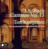 Bach - Kantaten Vol.13 / Ton Koopman [BOX SET] title=