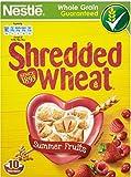 Nestle Shredded Wheat Summer Fruits (470g)