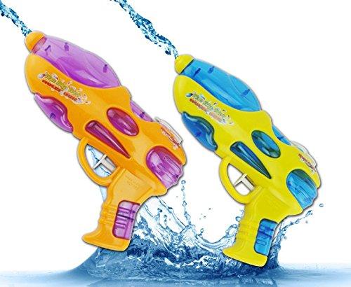 NEW!! Nerf Guns Water Gun Pressure Gun Hot Sale Limited > 3 Years Old Soft Gun Child Toy Pistol Bullet Gift (Yellow) (Super Soaker 100 compare prices)