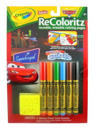 Crayola Re-Coloritz Cars