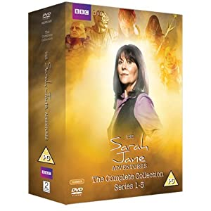 The Sarah Jane Adventures: Series 1-5 Box Set [DVD]