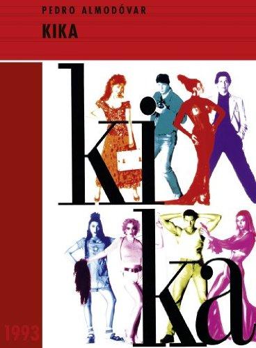 Kika [Alemania] [DVD]