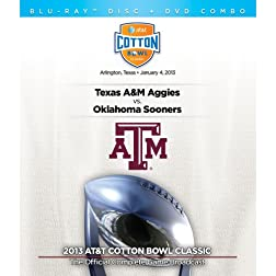 2013 AT&amp;T Cotton Bowl [DVD/Blu-ray Combo]