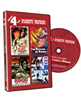 Movies 4 You: Spaghetti Westerns [DVD] [Region 1] [US Import] [NTSC]