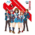 The Melancholy of Haruhi Suzumiya Complete Box [Blu-ray] (japan import)