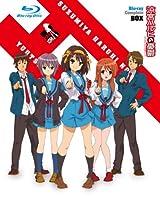 涼宮ハルヒの憂鬱 ブルーレイ コンプリート BOX (初回限定生産) [Blu-ray] (2010)