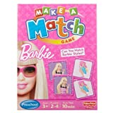 Barbie Make-A-Match Game