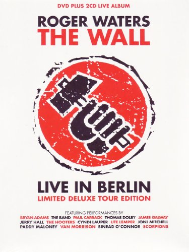 Roger Waters - The Wall Live In Berlin (Limited Special Edition) (Dvd+2 Cd)