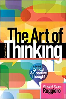 the art of critical thinking amazon Amazonin - buy critical thinking: the art of argument book online at best prices in india on amazonin read critical thinking: the art of argument book reviews.