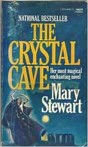 Crystal Cave Mary Stewart 9780449241110 Amazon Com Books border=