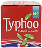 Typhoo 160 Teabags (Pack of 6)