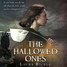 The Hallowed Ones Audiobook by Laura Bickle Narrated by Nora Hunter