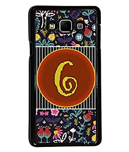 PrintVisa Metal Printed Numeric Designer Back Case Cover for Samsung Galaxy A7-D4755