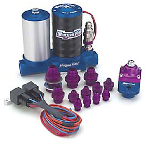 Holley 534-37 Dual Tank Fuel Pump Kit