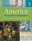 img - for America: The Essential Learning Edition (Vol. Volume 2) book / textbook / text book