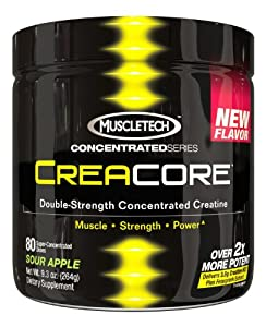 Muscletech Creacore Concentrate Creatine Powder