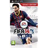 FIFA 14 Sony Playstation PSP Game UK PAL