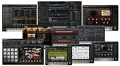 Steinberg Absolute 2 VST Instrument Collection The Ultimate Virtual Instrument Collection! from Steinberg