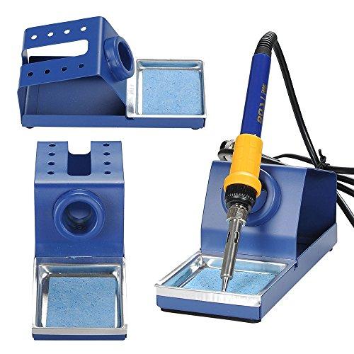 2in1 995d lead free soldering station iron station smd rework station digital welding tool esd. Black Bedroom Furniture Sets. Home Design Ideas