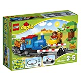 LEGO DUPLO Town 10810 Push Train Building Kit (45 Piece)