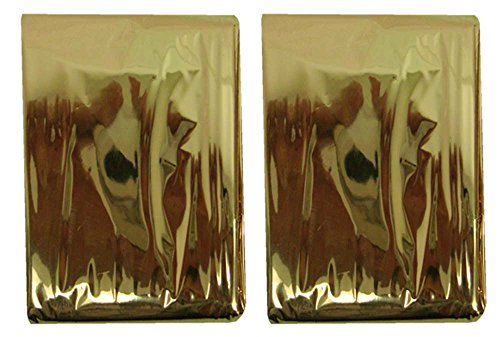 HAWK Gold Color Emergency Blanket : ( Pcs. ) by TOOLUSA (Space Blanket Gold compare prices)