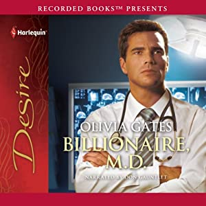 Billionaire, M.D. Audiobook